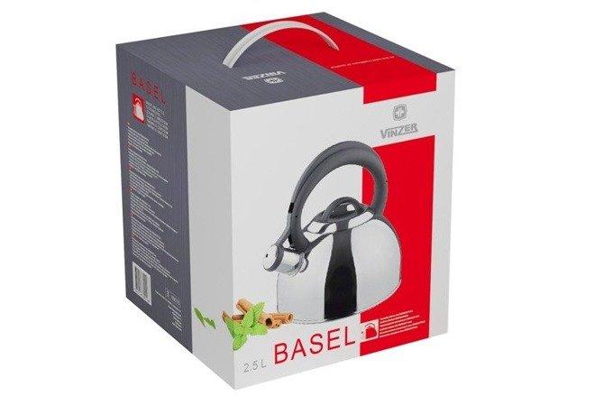 Czajnik Vinzer Basel 2,5 l