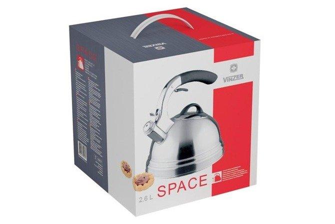 Czajnik Vinzer Space 2,6 l