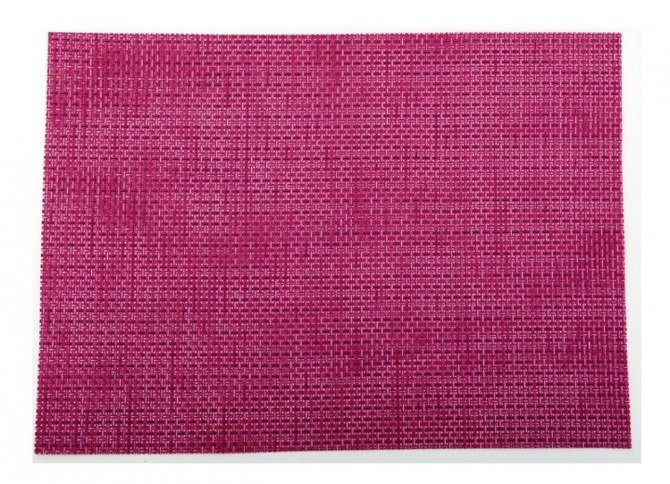 Duża mata kuchenna Granchio 36 x 48 cm różowa