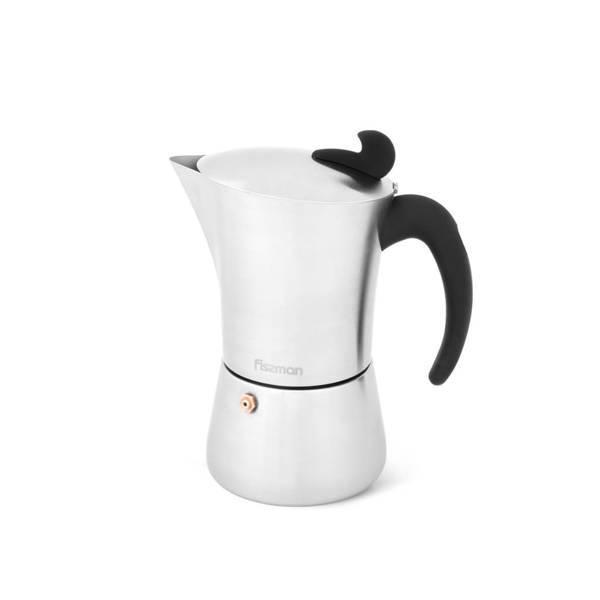 Kawiarka Moka zaparzacz espresso Fissman 6 filiżanek (360ml) indukcja
