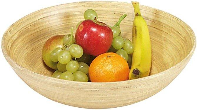 Miska Kesper bambusowa do owoców Ø 30 cm