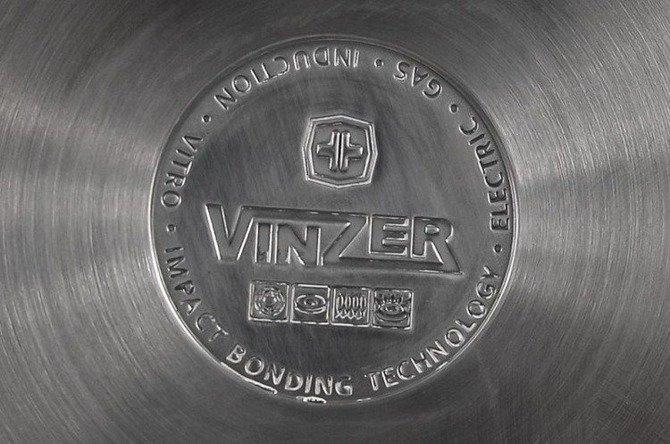 Rondel Harmony VINZER 16 cm 1,8l/ satyna