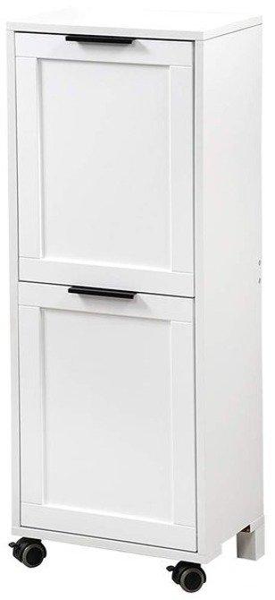 Szafka kuchenna z pojemnikami do segregacji śmieci Kesper 35x23x89 cm