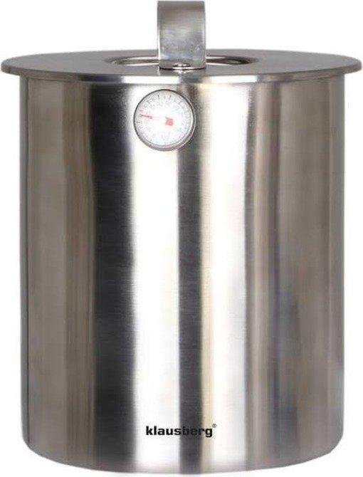 Szynkowar Klausberg 15,5cm 2,5l + termometr